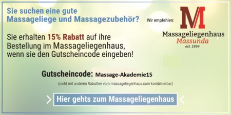 Massageliegenhaus